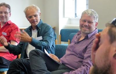 Lebhafte Diskussionen in den Workshops und bei den Vorträgen