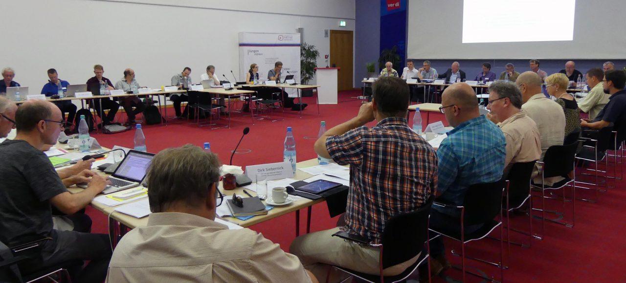 Mitgliederversammlung des Bundesforum Männer