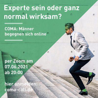 Experten-Status? Coma-Call Juni 2021